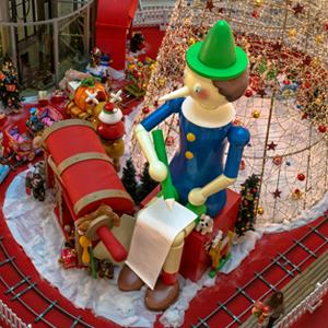 Les décors de Noël XXL